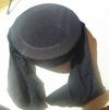 PASO 2. Rollo de cinta dentro del calcetín