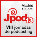 VIII Jornadas podcast. Madrid